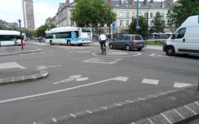 A Nantes, le vélo premier gagnant des changements de mobilité