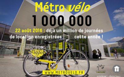 [France 3] filme les coulisses de Métrovélo, qui fête son record de fréquentation
