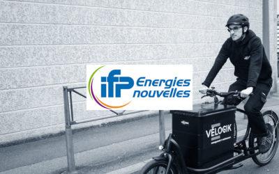 IFPEN – La bicyclette, une énergie nouvelle pour l'industrie