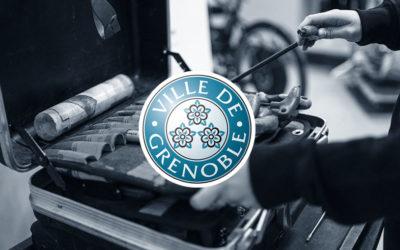 Ville de Grenoble – Maintenance de la flotte vélos d'une grande ville