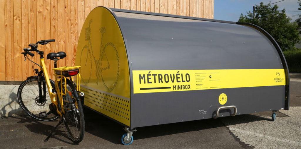 Minibox Métrovélo