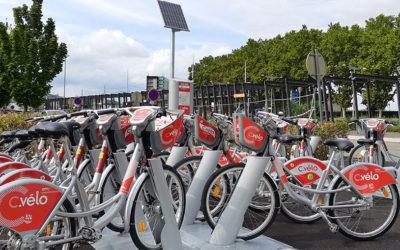 En plein engouement, C.vélo inaugure 12 nouvelles stations