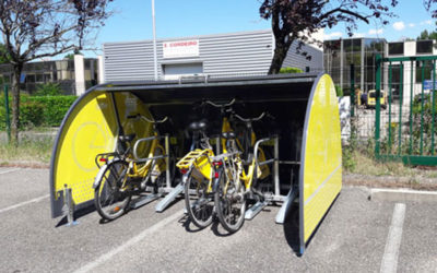 How to improve bike parking to promote cycling