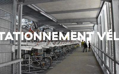 Le stationnement au service du développement cyclable