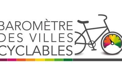 Vélogik, Grand partenaire du Baromètre des Villes Cyclables