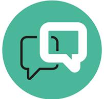 logo dialogue