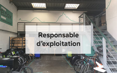 Fiche métier : Responsable d'exploitation