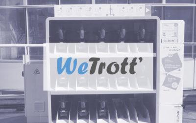 Vélogik, une maintenance pour les trottinettes électriques WeTrott'