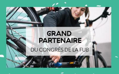 Vélogik Grand Partenaire du congrès de la FUB les 6 & 7 Février à Bordeaux