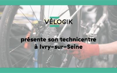 Visite du technicentre d'Ivry-sur-Seine lors de la Semaine des Service de l'Automobile et des Mobilités