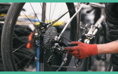 Portrait d'Aurélien : mécanicien cycle