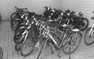 Mise à la route d'une nouvelle flotte de vélos : tous en selle !