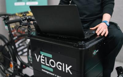 Vélogik se développe en créant quatre business units