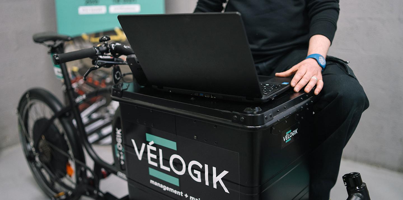 Vélogik se développe et crée quatre business units