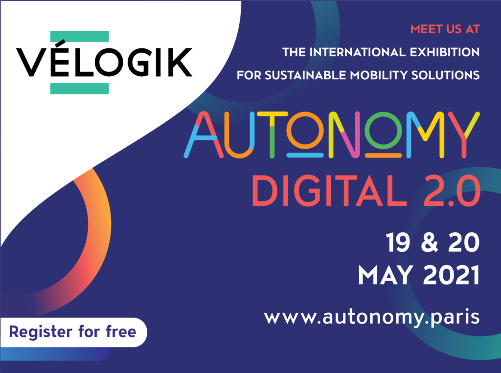 Vélogik, bike maintenance expert, will be at Autonomy on May 19th and 20th