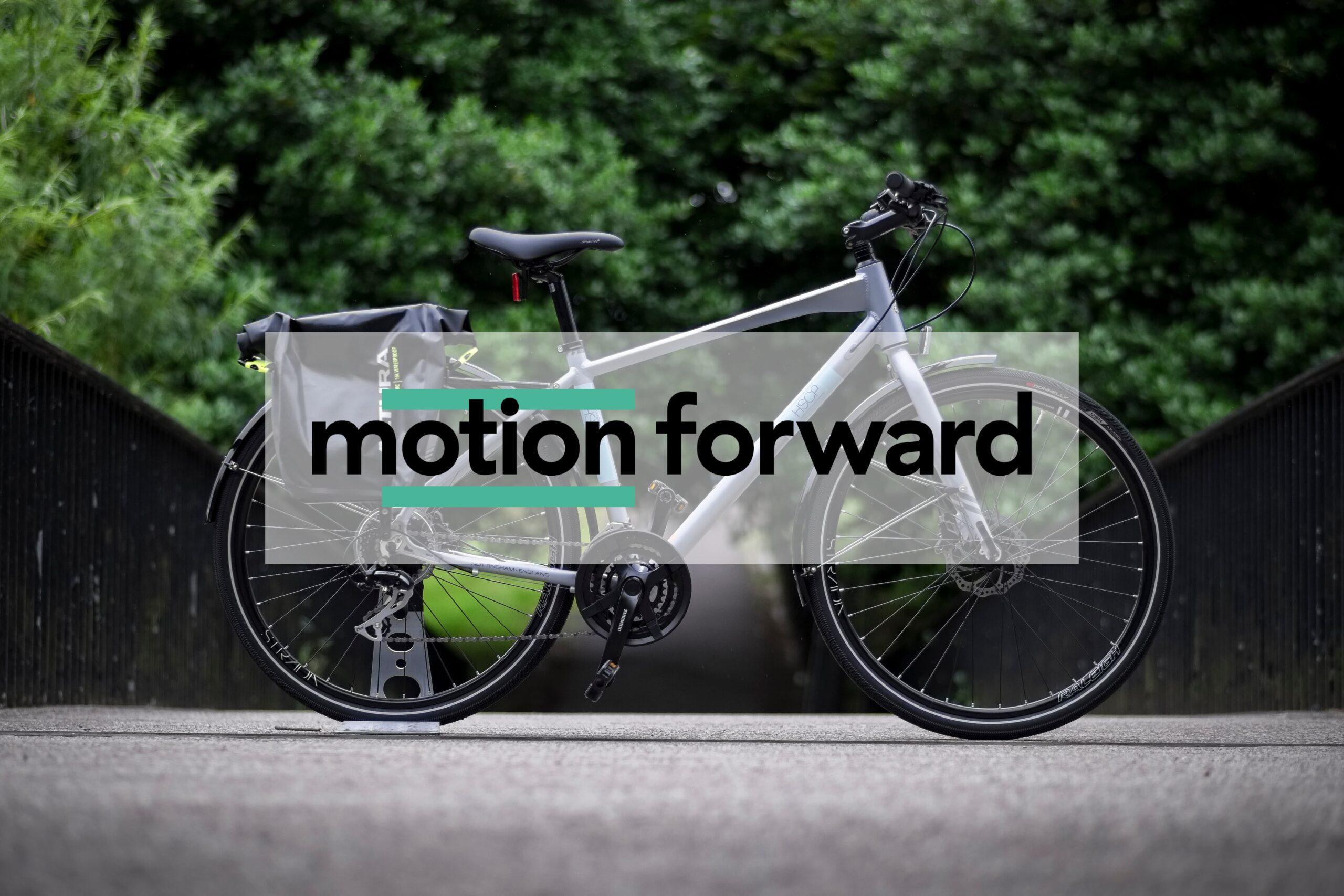 motion forward