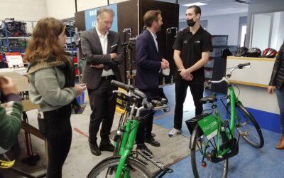 Vélogik s'engage dans le projet Free Vélo'v de la Métropole de Lyon